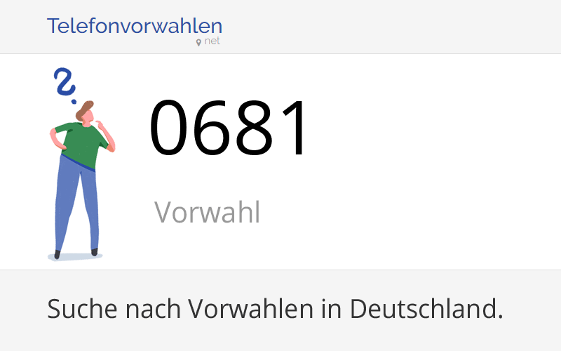 österreich vorwahl 0681